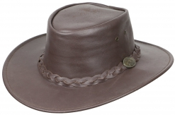 Australské kožené klobouky  ddd9f5e8f1