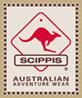 Logo výrobce australského oblečení